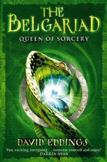 Belgariad 2: Queen of Sorcery, Paperback Book
