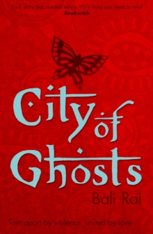 City of Ghosts, Paperback Book