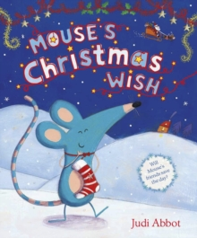 Mouse's Christmas Wish, Paperback Book