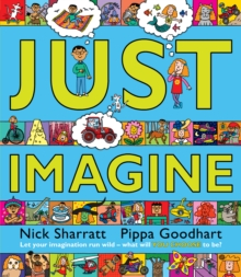 Just Imagine, Paperback Book