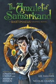 The Amulet of Samarkand Graphic Novel, Paperback Book