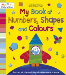 My Book of Numbers, Shapes and Colours, Paperback Book