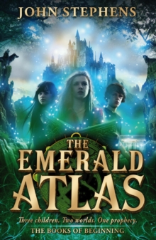 The Emerald Atlas:The Books of Beginning 1, Paperback Book