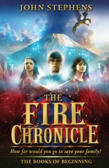 The Fire Chronicle: The Books of Beginning 2, Paperback Book