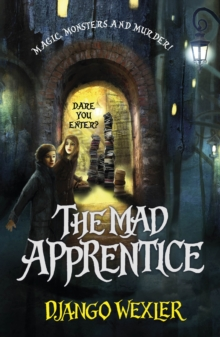 The Mad Apprentice, Paperback Book