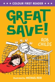 Great Save!, Paperback Book