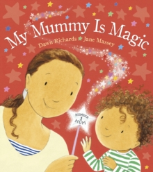My Mummy is Magic, Paperback Book