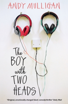 The Boy with Two Heads, Paperback Book
