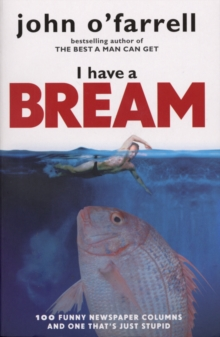 I Have a Bream, Paperback Book