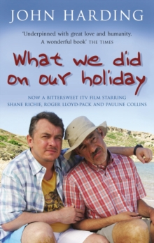 What We Did on Our Holiday, Paperback Book