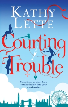 Courting Trouble, Paperback Book