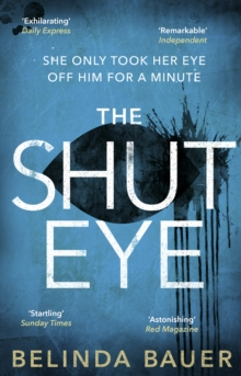 The Shut Eye, Paperback Book