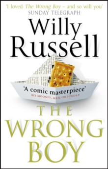 The Wrong Boy, Paperback Book