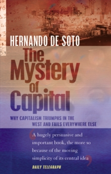 The Mystery of Capital, Paperback Book