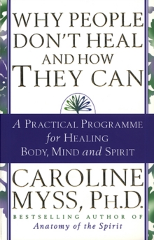 Why People Don't Heal And How They Can, Paperback Book