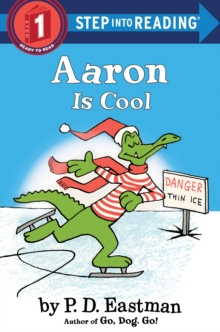Aaron Is Cool Step Into Reading Lvl 1, Paperback / softback Book