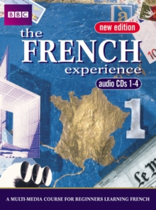 FRENCH EXPERIENCE 1 CDS 1-4 NEW EDITION, CD-Audio Book