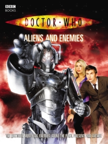 Doctor Who: Aliens and Enemies, Paperback Book