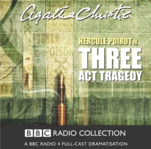 Three Act Tragedy, CD-Audio Book