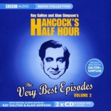 Hancock's Half Hour, the Very Best Episodes : v. 2, CD-Audio Book