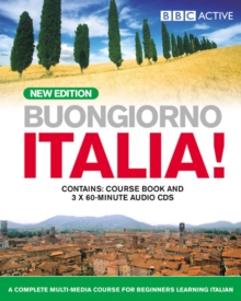 BUONGIORNO ITALIA! CD LANGUAGE PACK (NEW EDITION), Mixed media product Book