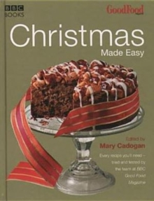 Good Food: Christmas Made Easy, Hardback Book