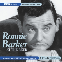 Ronnie Barker at the Beeb, CD-Audio Book