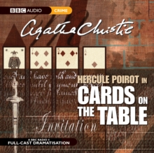 Cards On The Table, CD-Audio Book