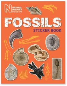Fossils Sticker Book, Paperback Book