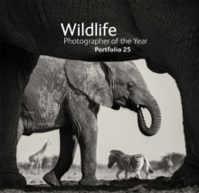 Wildlife Photographer of the Year: Portfolio 25, Hardback Book