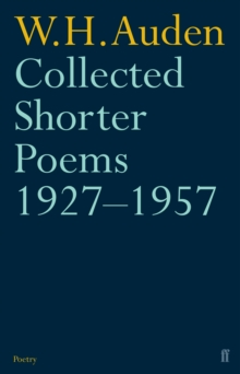 Collected Shorter Poems 1927-1957, Paperback Book