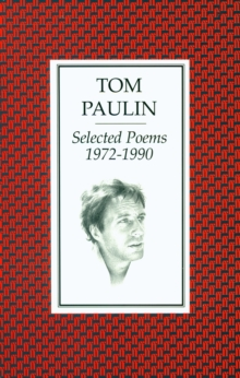 Selected Poems 1972-1990, Paperback Book