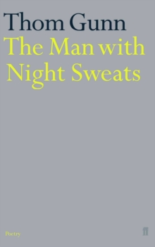 The Man With Night Sweats, Paperback Book
