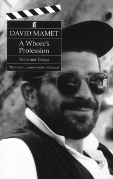 Whore'S Profession : Notes and Essays, Paperback Book
