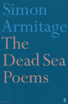 The Dead Sea Poems, Paperback Book
