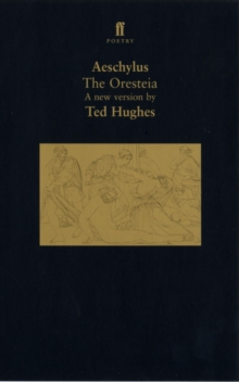 The Oresteia, Paperback Book