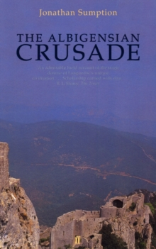 The Albigensian Crusade, Paperback Book