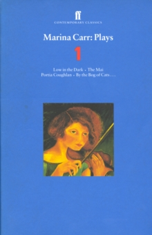 Marina Carr Plays 1, Paperback Book
