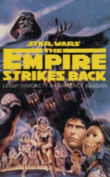 The Empire Strikes Back, Paperback Book