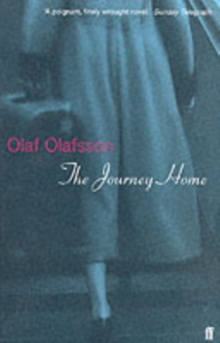 Journey Home, Paperback Book