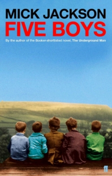 Five Boys, Paperback Book