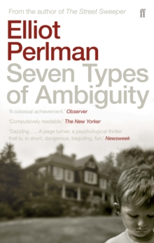 Seven Types of Ambiguity, Paperback / softback Book