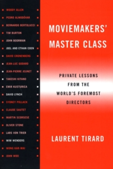 Moviemakers' Masterclass, Paperback Book