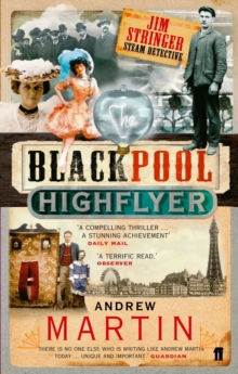 The Blackpool Highflyer, Paperback Book