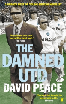 The Damned Utd, Paperback Book
