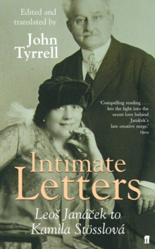 Intimate Letters, Paperback Book