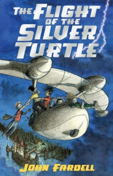 The Flight of the Silver Turtle, Paperback Book