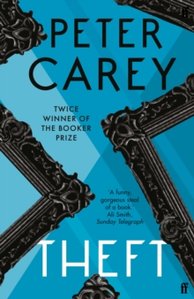 Theft: A Love Story, Paperback Book