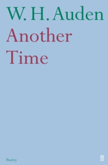 Another Time, Paperback Book