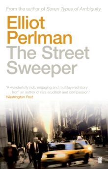 The Street Sweeper, Paperback Book